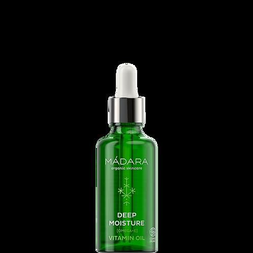 Madara Deep Moisture Vitamin Oil