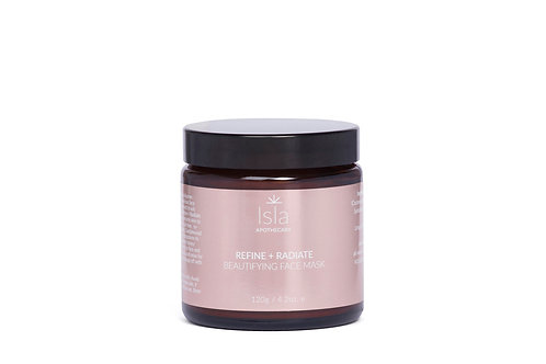 ISLA Refine + Radiate Beautifying Face Mask