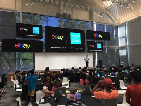 Hour of Code @ eBay