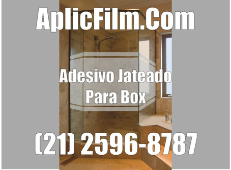 Insulfilm Jateado Decorado Para Box