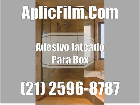 Insulfilm Jateado Decorado Para Box