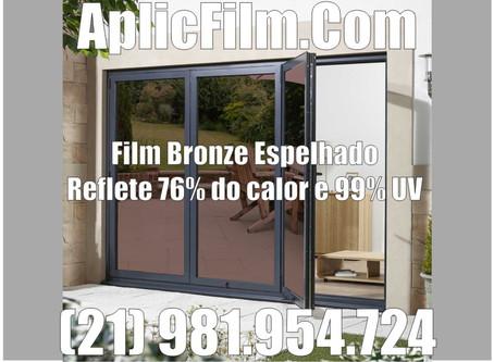 InsulFilm Bronze Espelhado