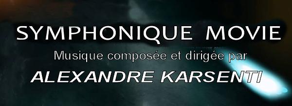 Musique d'Alexandre Karsenti