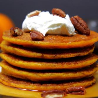 Pancakes & Pumpkins