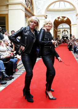Chantal Ladesou et Catherine Ceylac
