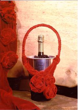 Sceau à champagne pour la Louise