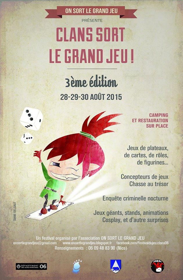 Edition 3 - 2015 - Clans sort le grand j