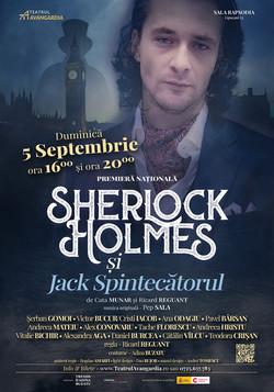 Sherlock Holmes si Jack Spintecătorul