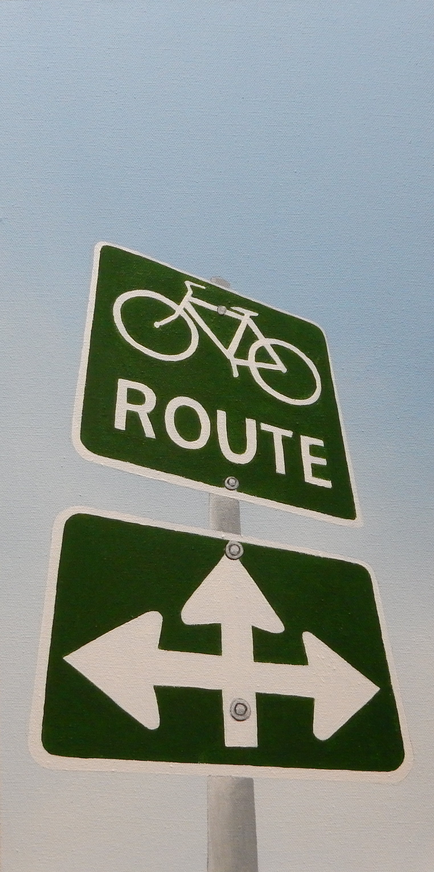 Bike Route #1
