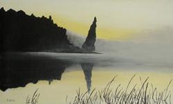 morning at wendigo lake