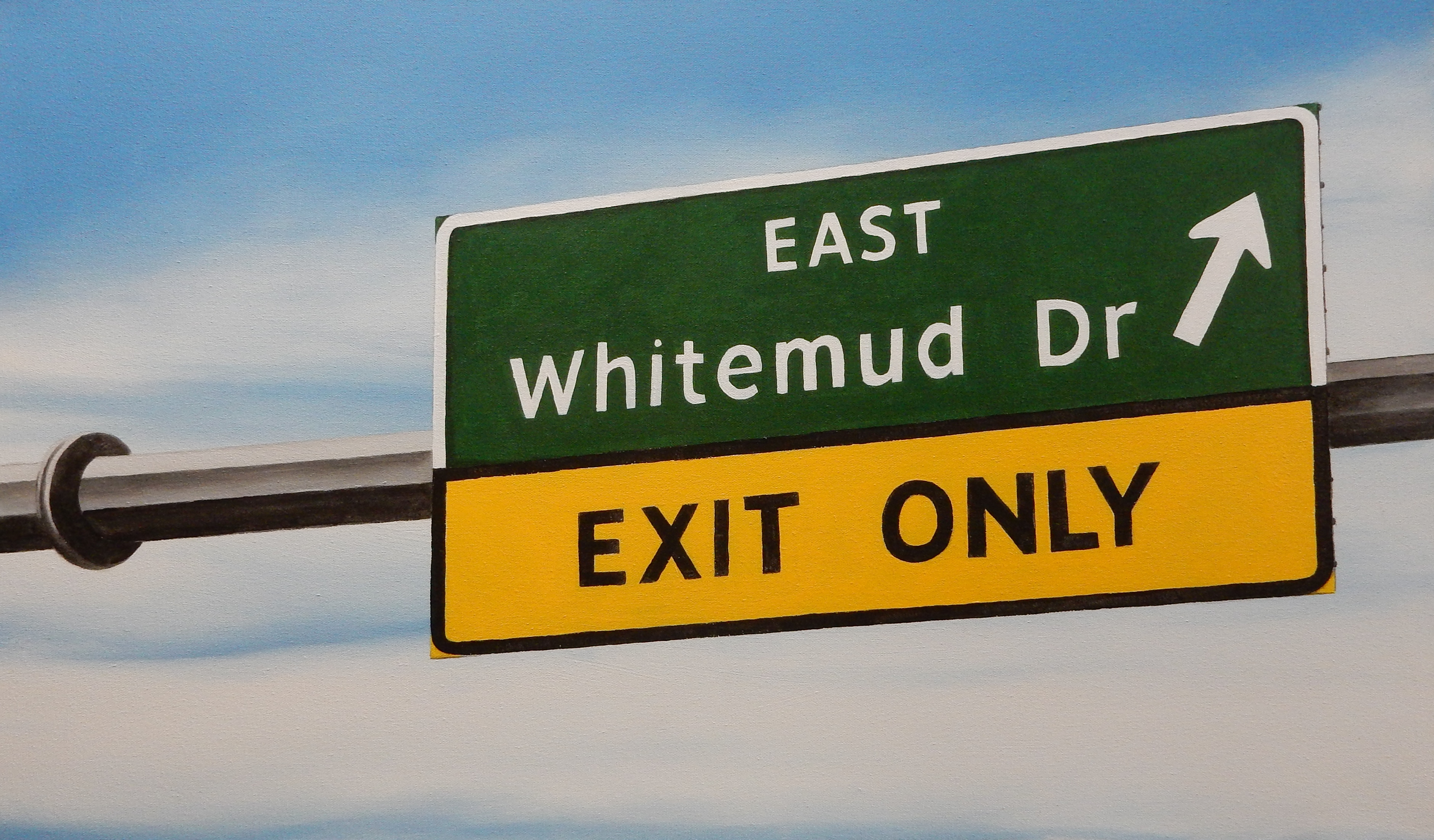 East Whitemud Dr.