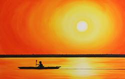Clear Water Lake The Pas Manitoba