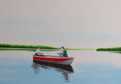 Stumpy Lake Northern Ontario