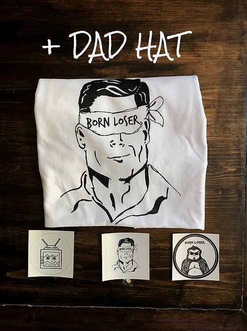 Born Loser Bundle Package