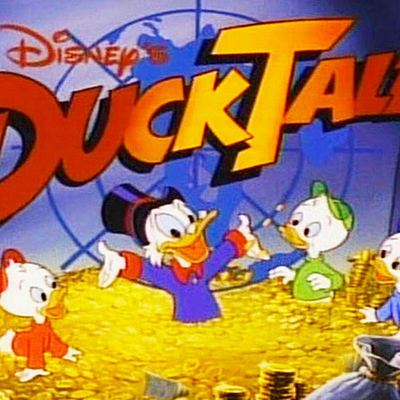 The DuckTales Theme Song: An American Treasure Woo-oo!