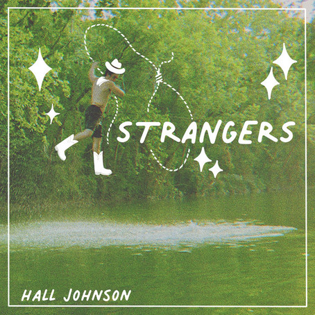 New Release | Strangers - Hall Johnson