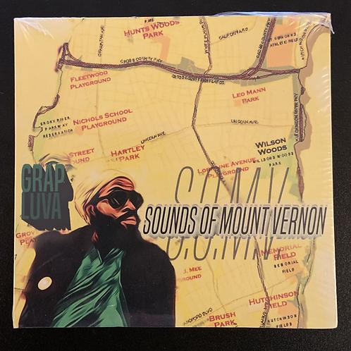 "Rare Grap Luva ""Sounds of Mount Vernon"" Sealed CD"