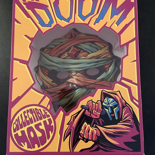 Rare MF DOOM Limited Edition Mask [Variant 4]