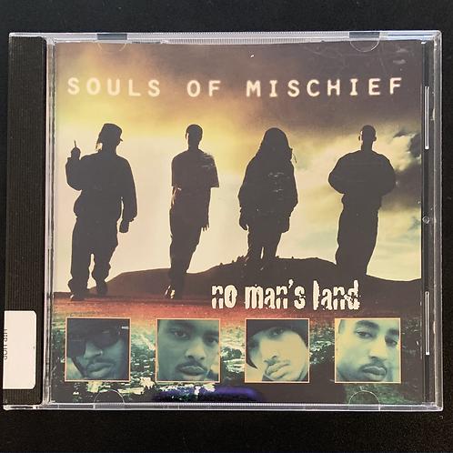 "Rare Souls of Mischief CD ""No Man's Land"""
