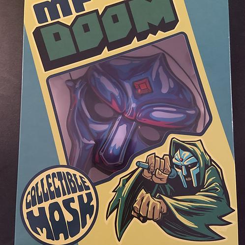 Rare MF DOOM Limited Edition Mask [Variant 1]