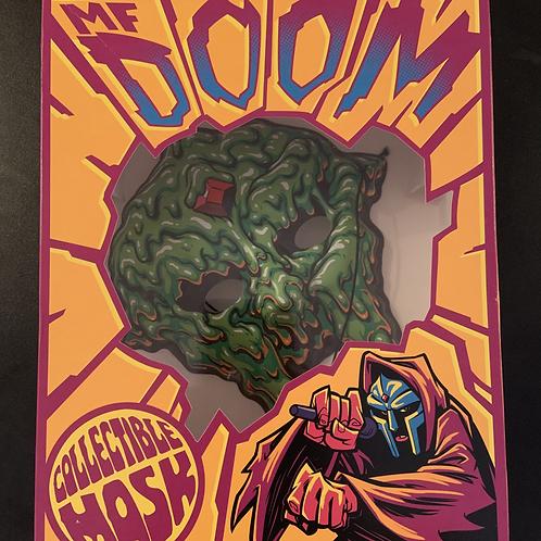 Rare MF DOOM Limited Edition Mask [Variant 3]