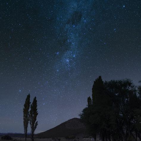 Noche en la Estepa