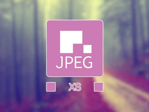 JPEG XS, ahora si menos es más!