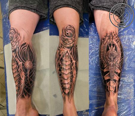 Биомеханическая нога