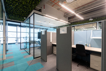 White Space | The Headquarters Business Park 43 Floor