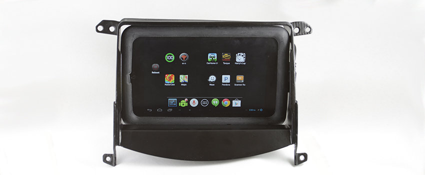 Complete Kit with Configured Nexus 7 Mobile Tablet