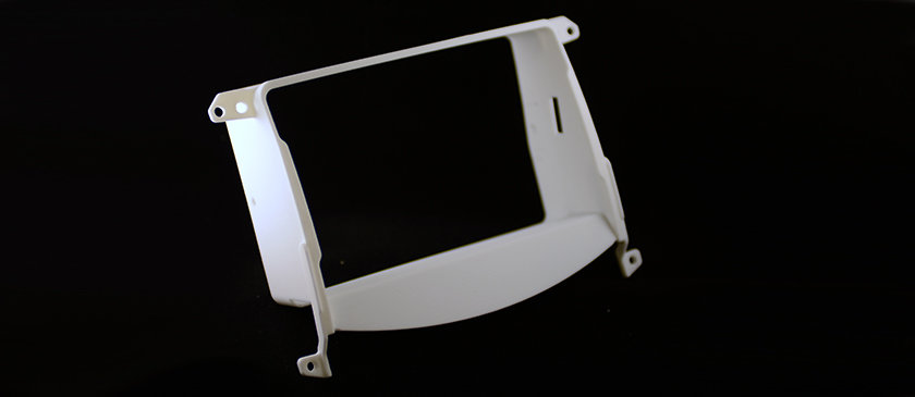 Unfinished Tablet Mounting Bezel