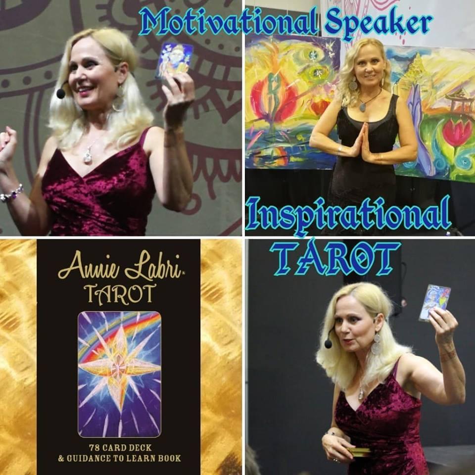 sharing the magic of tarot