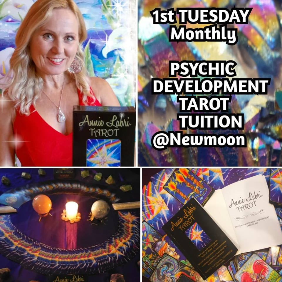 ongoing Tarot tuition psychic growth