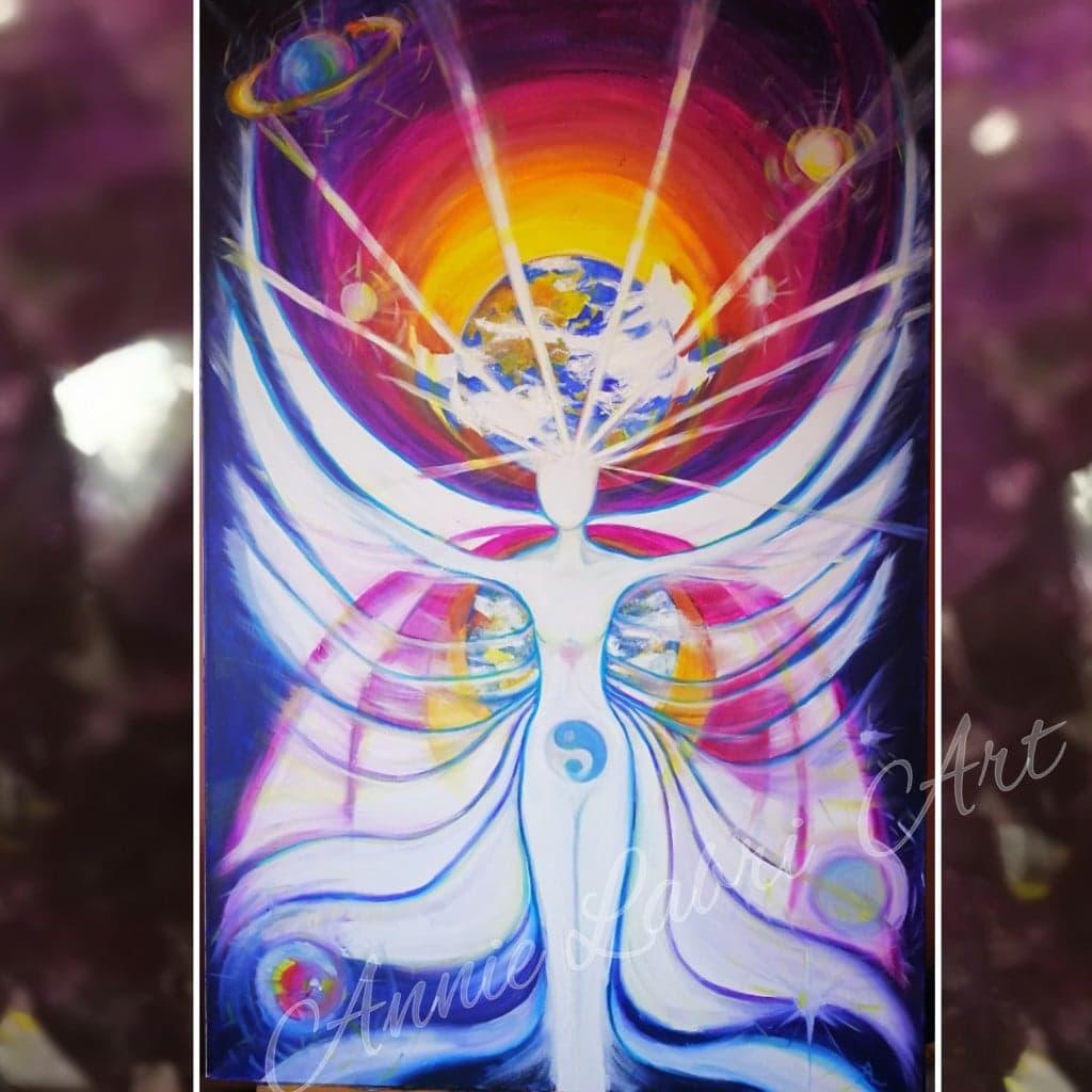 meditation & psychic development