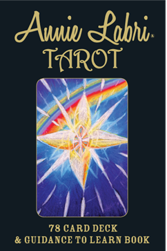 Annie Labri TAROT  Australian author illustrator publisher