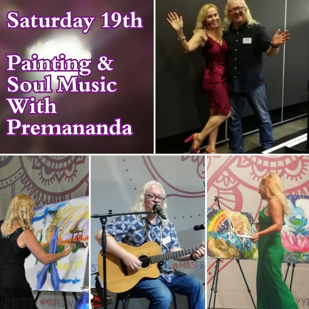 19/10/19 Painting with Premananda
