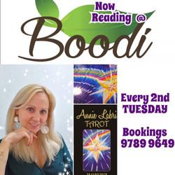 Tuesdays @ Boodi Bunbury