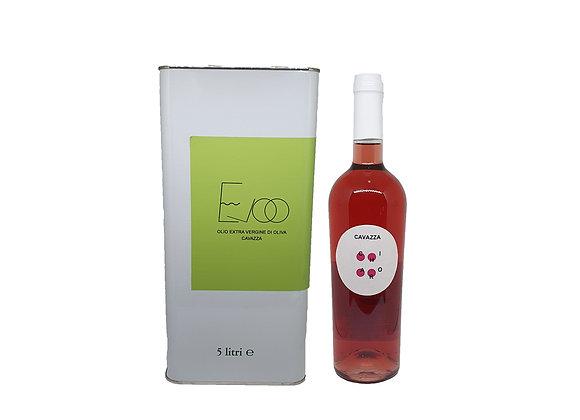Oil & wine