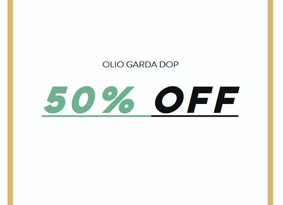 Olio EVO Garda DOP 2018