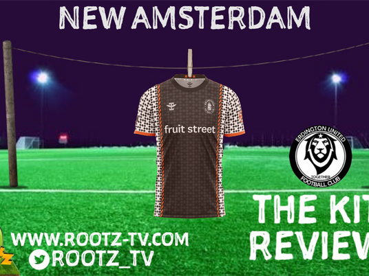 The Kit Review – New Amsterdam FC