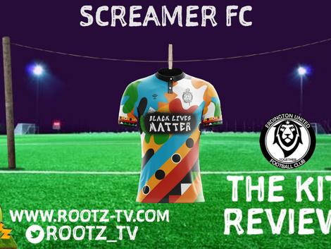 The Kit Review – Screamer FC