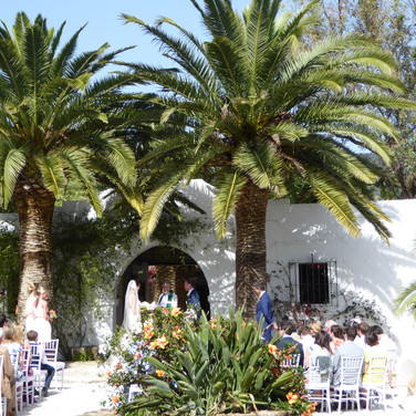 Cortijo El Aguilon, Luxury Villa Tarifa Wedding Venue
