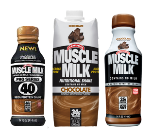 Muscle Milk 14oz