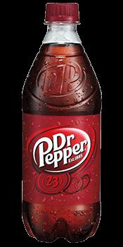20oz Dr. Pepper 24pk