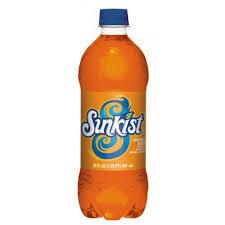 20oz Sunkist Orange 24pk