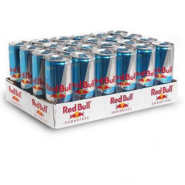 Red Bull Sugar Free - 8.5oz 24cans