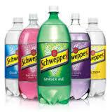 2Liter Schweppes Seltzer Flavors 6pk
