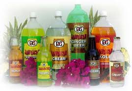 D&G Jamaica Soda 24 pk