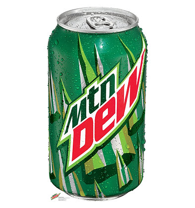12oz can Mountain Dew 24pk