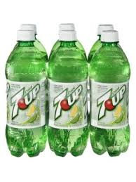 20oz Diet 7up 24pk